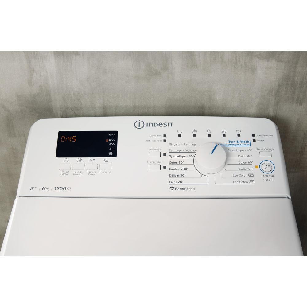 acheter machine à laver Indesit